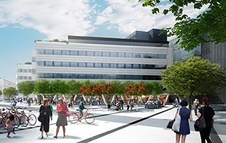 Framtidens universitetssjukhus