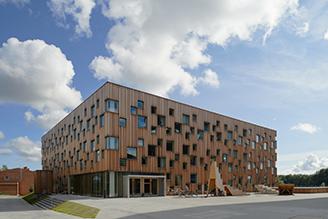 Arkitekthögskolan och Bildmuseet