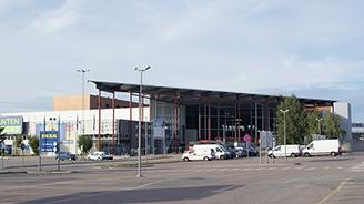 IKANO köpcenter