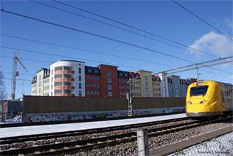 Brf Allégården, Traversen 8