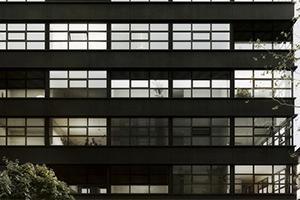 Nybyggnad av flerbostadshus i Hammarby