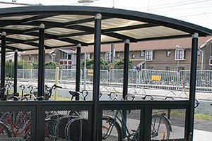 Järnvägsstationen, Höör kommun