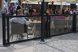 Wayne's Coffee, Karlskrona