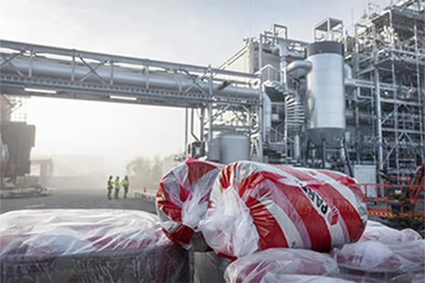 Biogasanläggning Höganäs
