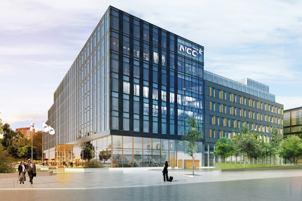 NCC:s nya huvudkontor byggs i Järva krog