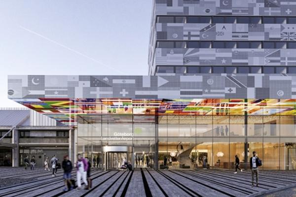 Nya flygplatshotellet, Göteborg Landvetter Airport