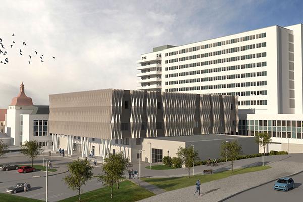 Nyköpings lasarett - Akutintag