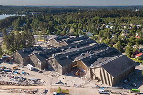 Skolcenter, Imatra, Finland