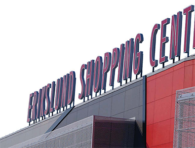 Erikslunds Shoppingcenter