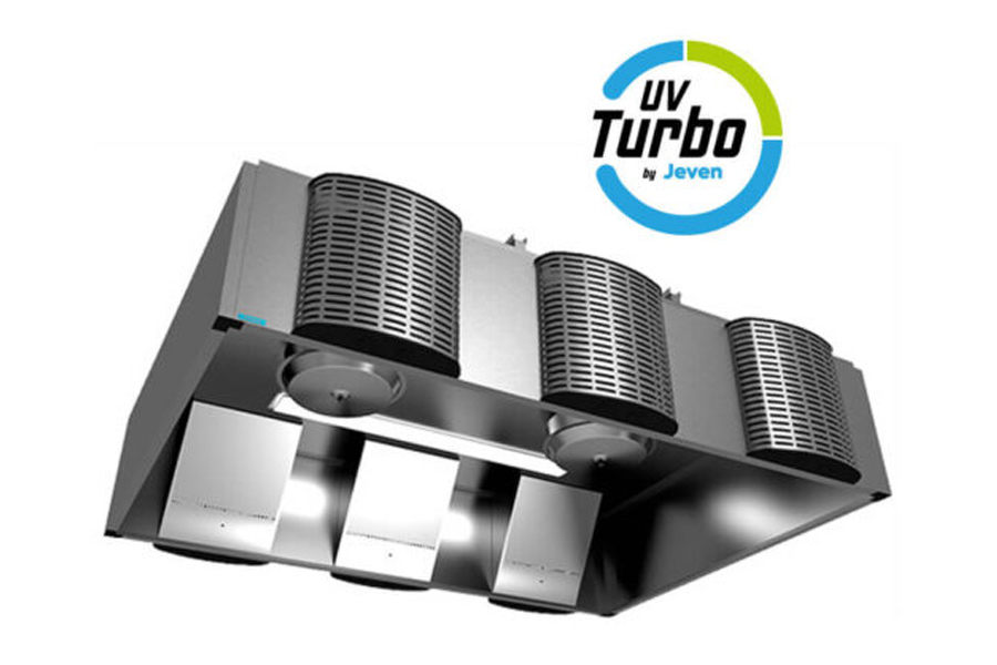 Köksventilation - UV-Turbokåpor
