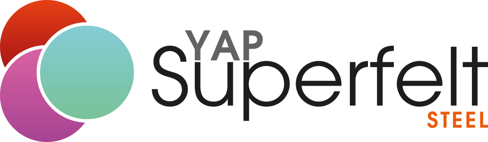 YAP Superfelt Steel