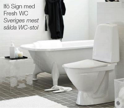 Renovera badrum med Ifö - Beställ ROT-broschyr för proffs! | ByggfaktaDOCU.se