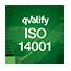 ISO 14001 grön
