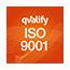 ISO 9001 orange