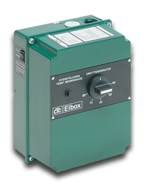 CTC Elbox 3-12 kW