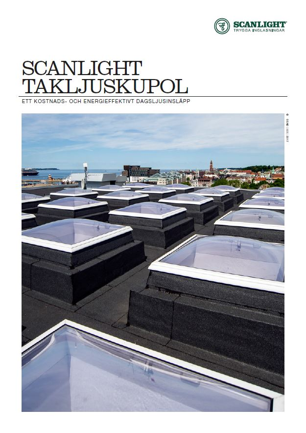 Scanlight takljuskupol